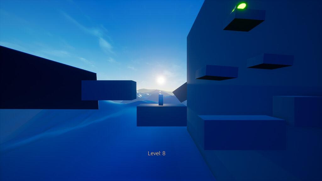 Cuboid Bouncer Screenshot
